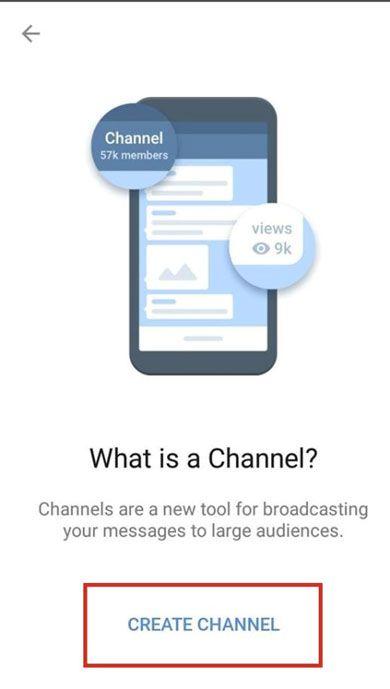 как найти канал в telegram