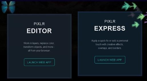 фоторедактор онлайн с эффектами