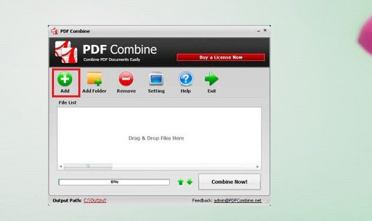 как объединить пдф файлы в один документ